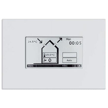 ComfoControl CCL Luxe touch screen controller
