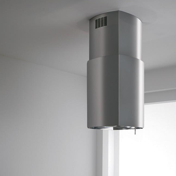 Elica Chrome Island Cooker Hood
