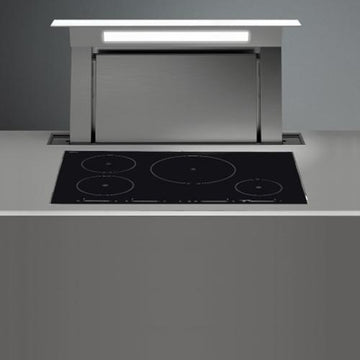 Falmec Down Draft Recirculating Surface Mounted Hood