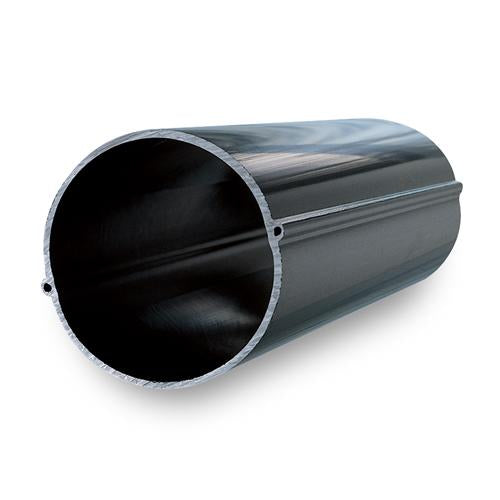 "100mm-4"" Rigid Easyfix Wall duct 375mm Length"