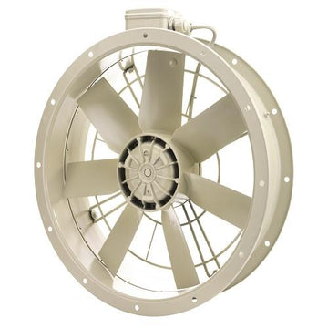 355mm diameter Short Case axial fan