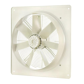 500mm diameter Plate mounted axial fan