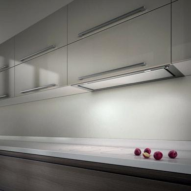 Built-in Cooker Hood Elica Hidden