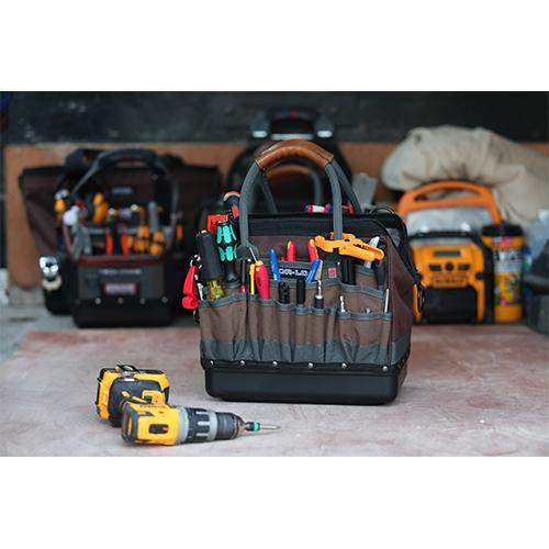 Veto DR-LC All-Purpose Compact Gate Mouth Tool Storage Bag