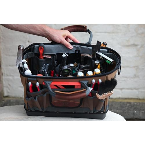 Veto MB-TTXL Wide Full Featured Open Tool Tote