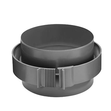 160MM INSULATED DUCT CONNECTOR