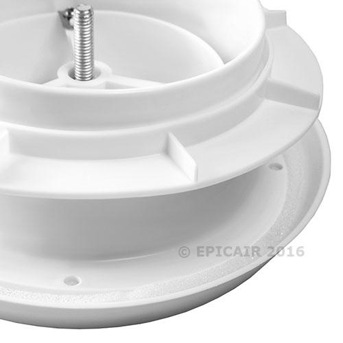 "100mm or 4"" Adjustable Air Valve"