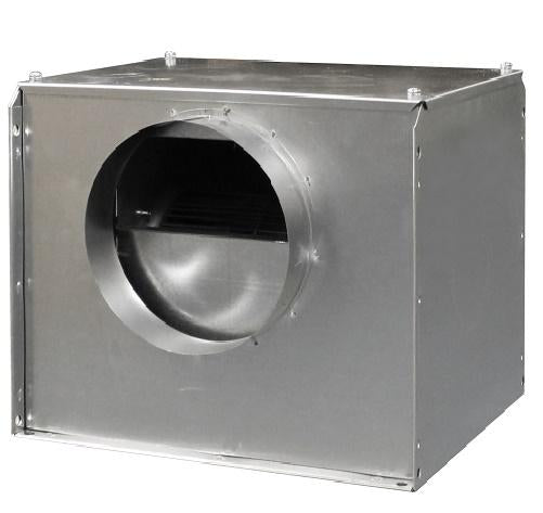 100mm diameter Acoustic inline box fan