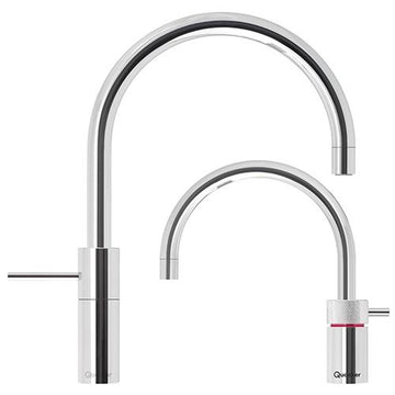 QUOOKER NORDIC ROUND TWIN TAPS