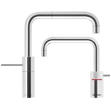QUOOKER NORDIC SQUARE TWIN TAPS