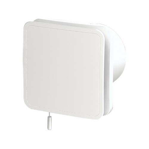 Low Energy Bathroom Fan with Timer Samika LE100T