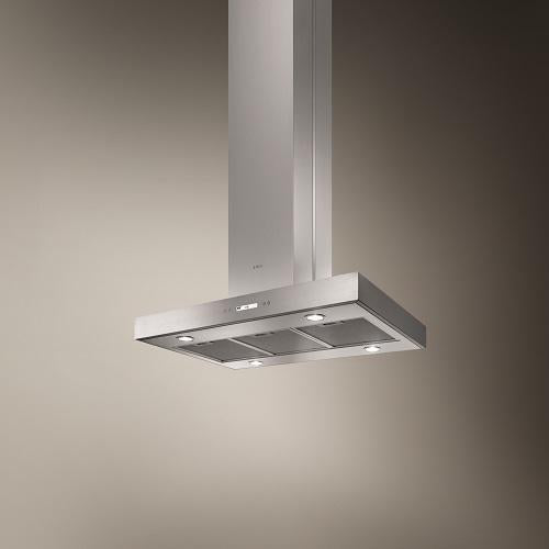Elica Spot HE Island Stainless Steel 900mm