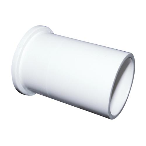 "White Threaded female socket - 3-4"" ( 21.5mm OD, 15mm ID)"
