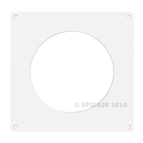 "150mm-6"" Wall Plate"
