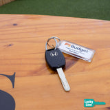 rental car key tag solutions custom key tags