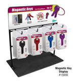 Magnetic Keys