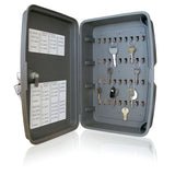 Lucky Line Key Cabinet key organization to lock keys in one place great for valet and car rentals 61400 61491