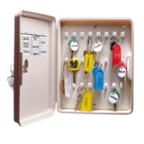 Lucky Line Key Organizer with 24 numbered hooks to keep keys stored and organized 610 612
