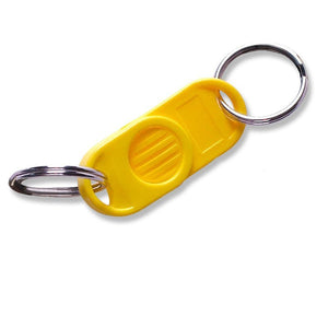 Lucky Line Key Separator Separate keys from ignition when needed for valets, mechanics, entry gates, mailboxes, etc. 708
