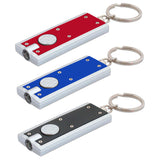 Lucky Line LED key lights 637 everyday carry edc light in blue red or black