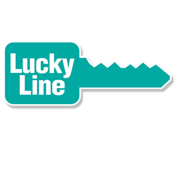 Lucky Line Logo Sign retail solutions for locksmiths and hardware stores