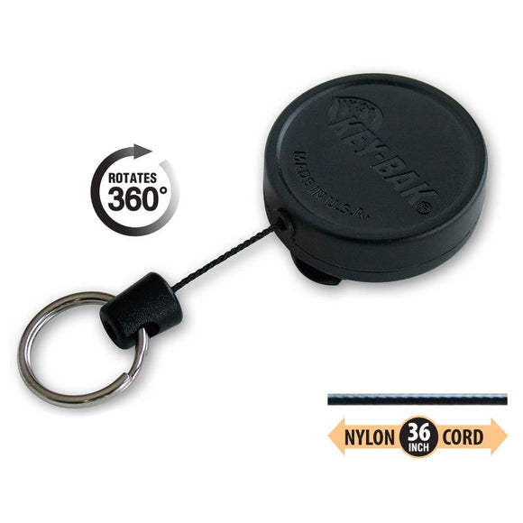 Lucky Line Mid-Size Key Bak 426 42601 key and badge reel