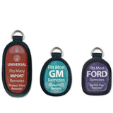Lucky Line Remote Skins for Ford GM and Universal Key Fobs