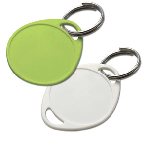 Lucky Line round label-it plastic key tags more durable than paper and water-resistant 250 251 252 283