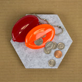 Plastic Coin Holder