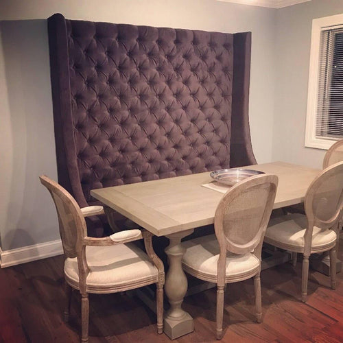 Banquette Seating- Wingback
