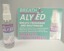 Load image into Gallery viewer, Breathalyzed Mouth Spray by All Clean Naturals