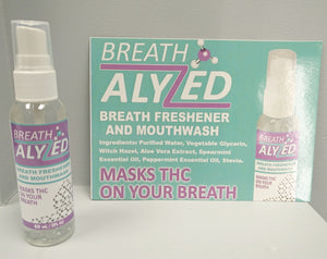 Breathalyzed Mouth Spray by All Clean Naturals