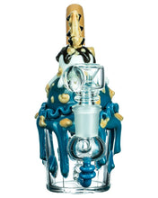 Load image into Gallery viewer, Cookie Monster Sundae Rig by Empire Glassworks
