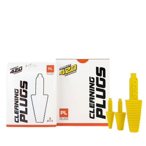 Formula 420 Cleaning Plugs/Storage/Odour Proofing