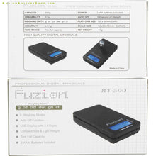 Load image into Gallery viewer, Fuzion RT-500 Scale