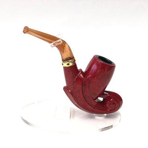 Haojue Winged Wooden Smoking pipe