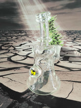 Load image into Gallery viewer, Yellow Wu-Tang Dab Rig by Green Belt Glass