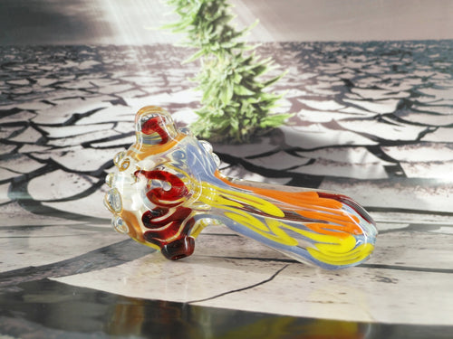 Multi-colour Spot Pipe by OG Original