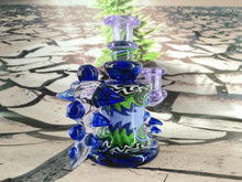 Load image into Gallery viewer, Dinosaur Swirl Dab Rig by MIMZY