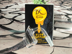 Glob Stopper XXL Quartz Banger 10mm/90°/Male by DC Glass