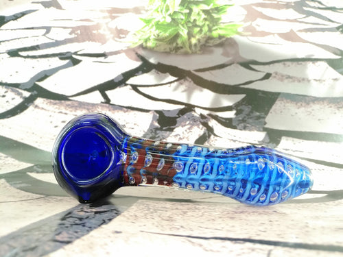Blue Bubbles Pipe by OG Original