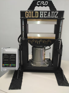 GH20 Rosin Press with Pivot Cradle