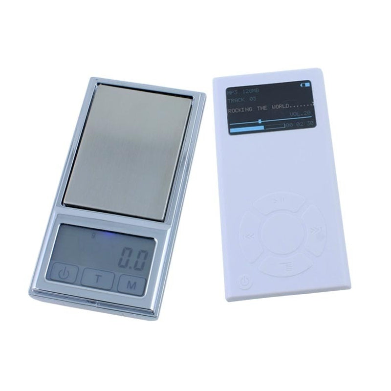 Fuzion iPod Scale