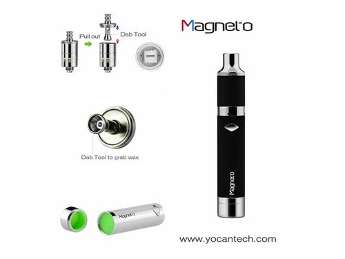 Magneto Vape Pen by YOCAN