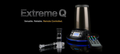 Extreme Q Desktop Vaporizer by Arizer