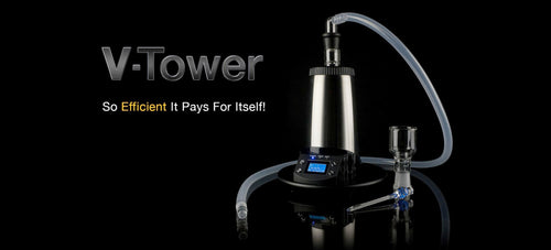 V-Tower Desktop Vaporizer by Arizer