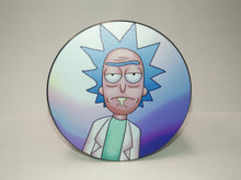 "Load image into Gallery viewer, Rick & Morty ""Rick Sanchez"" Large 4 Piece Grinder"