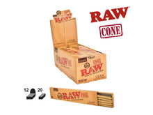 Load image into Gallery viewer, RAW Lean Pre-rolled Cones - 20/Pack