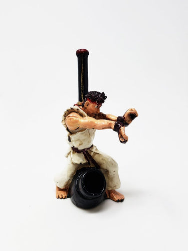 Ryu Street Fighter Smoking Pipe