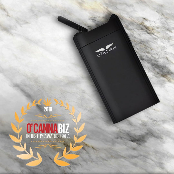 Utillian 721 Portable Vape - 2019 Award Best Vaporizer